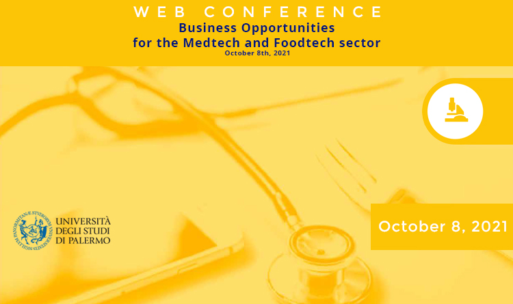 Business Opportunities for the Medtech and Foodtech sector